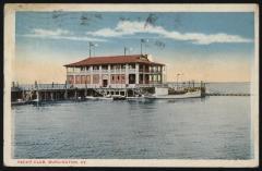 Yacht Club, Burlington, VT.