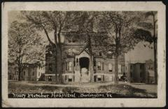 Mary Fletcher Hospital, Burlington, Vt.