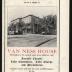 Van Ness House Brochure